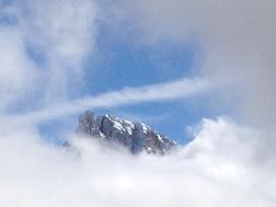 E' importante cercare di vedere oltre le nuvole