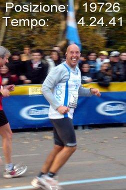 NEW YORK marathon 2006: una delle emozioni più intense